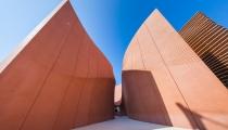 павильон Арабских Эмиратов на Экспо 2015