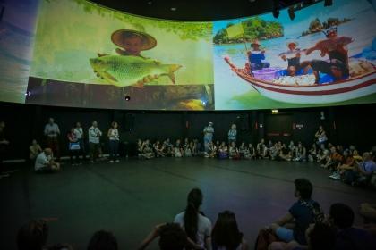 павильон Таиланда на Экспо 2015