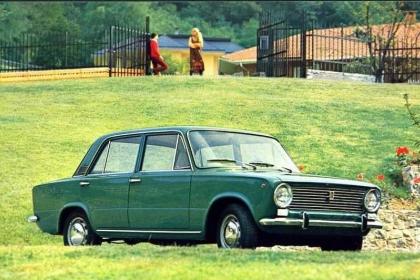 FIAT 124 - 1966 год