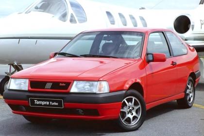FIAT TEMPRA - 1990 год