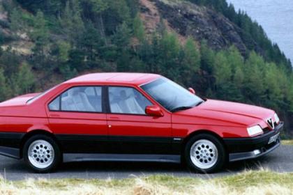 ALFA ROMEO 164 - 1987 год