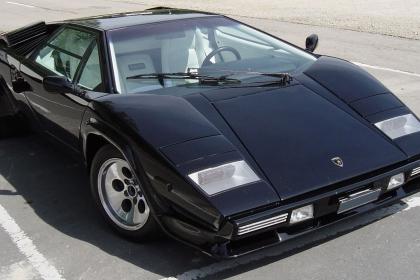Lamborghini Countach - 1971 год