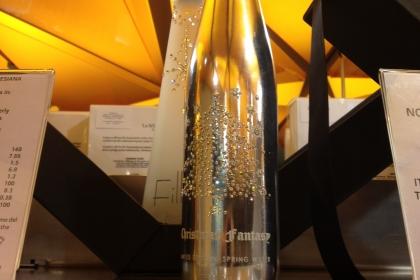 Бутылочка минеральной воды за 300 евро