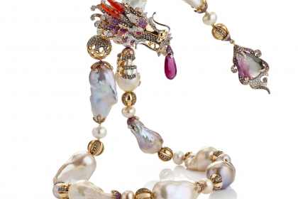 THE PEARLS DRAGON COLLECTION